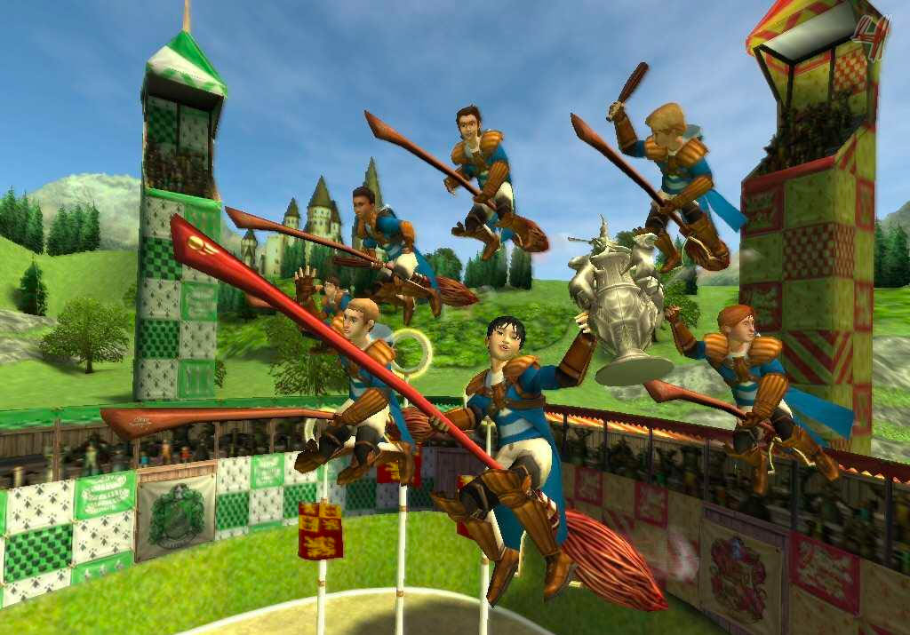Ravenclaw team (Quidditch World Cup video game)