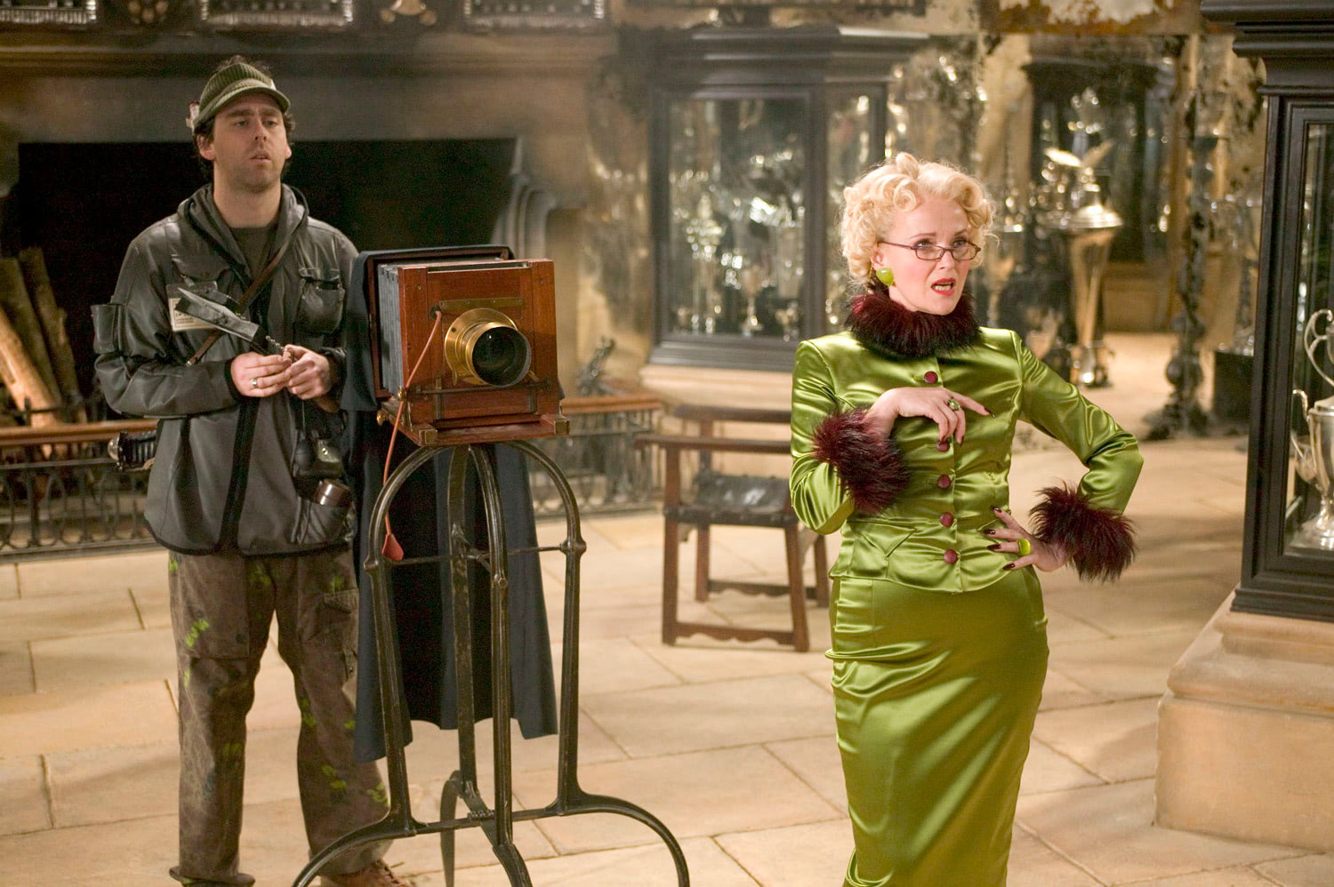 Rita Skeeter and Bozo