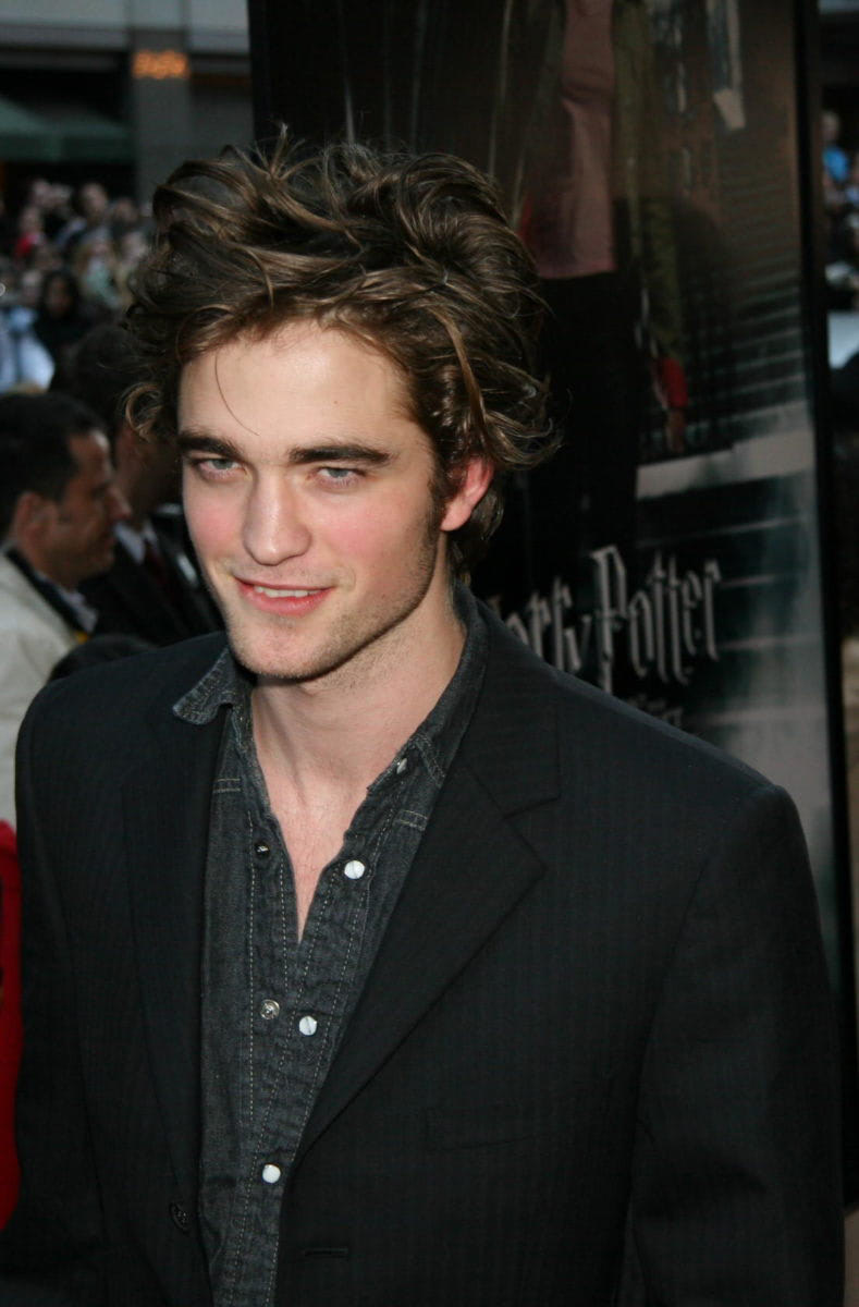 Robert Pattinson at the New York City 'Goblet of Fire' premiere