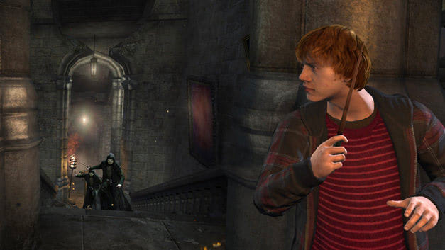 Ron (Deathly Hallows: Part 2 video game)