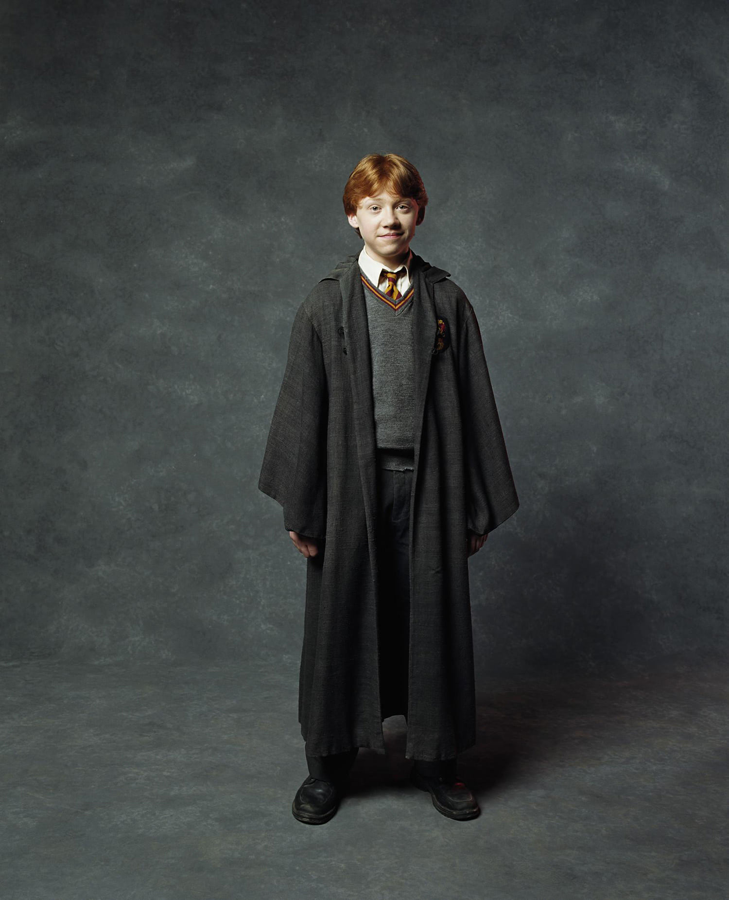 Portrait of Ron Weasley