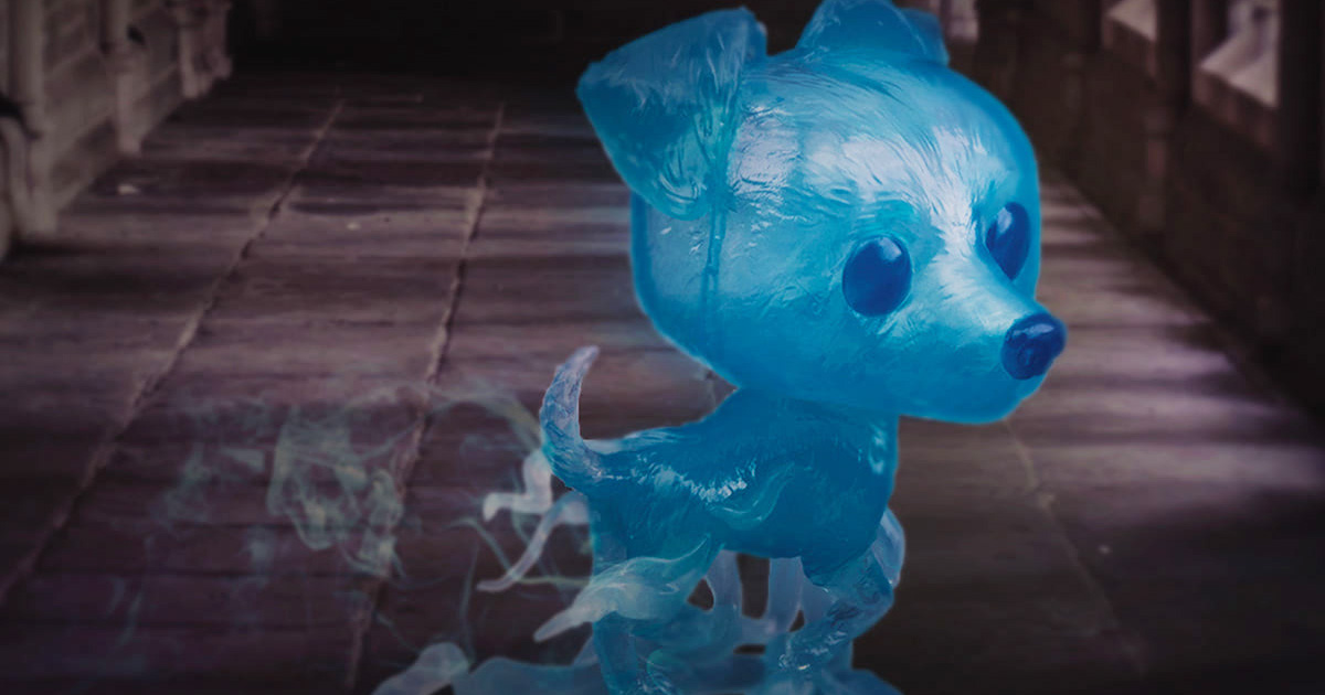 Wizarding World announce Ron's Jack Russell Funko Patronus