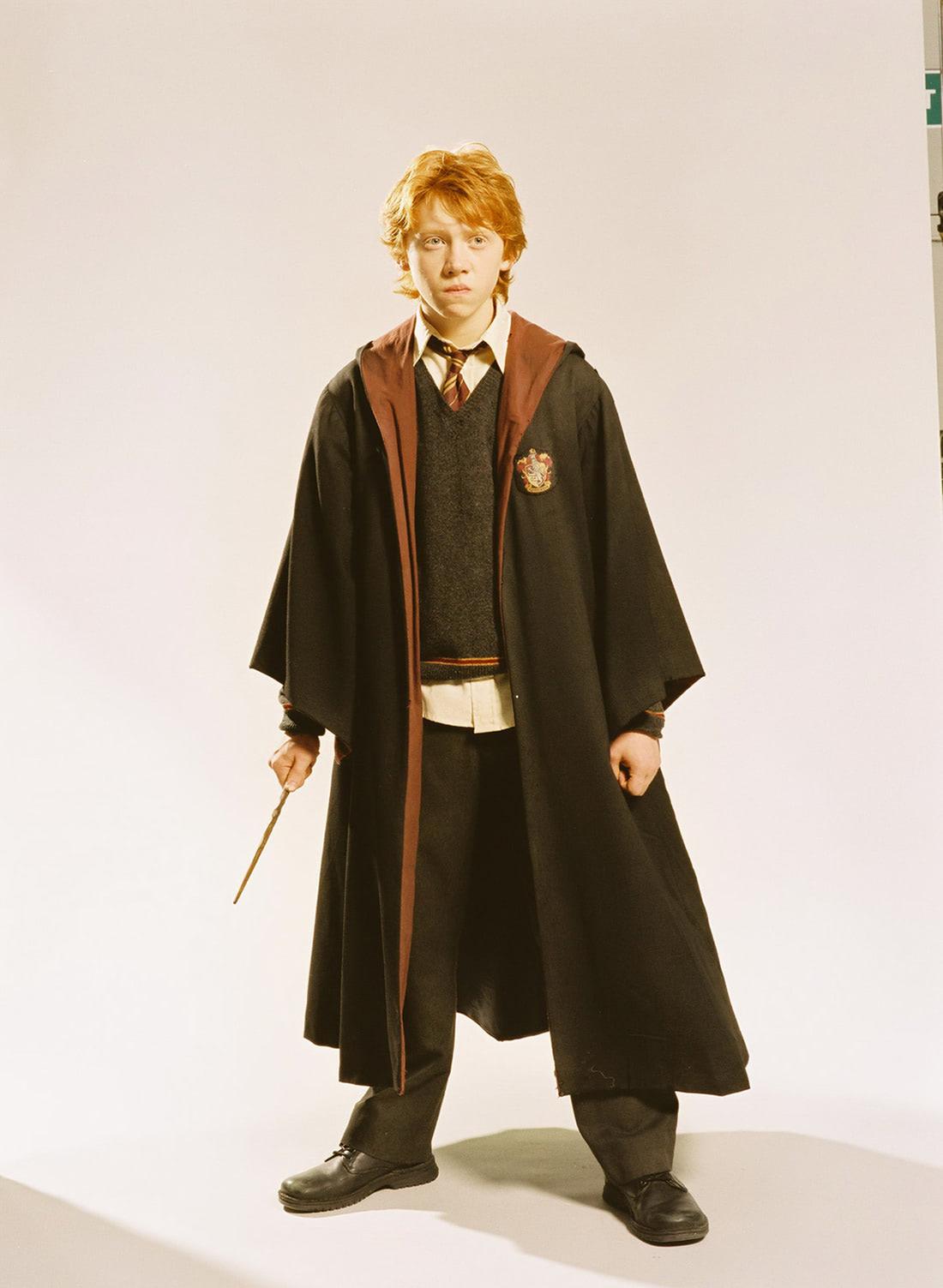 Portrait of Ron Weasley