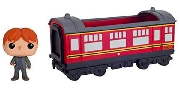 Ron Weasley (With Hogwarts Express Carriage) (Pop! Rides)