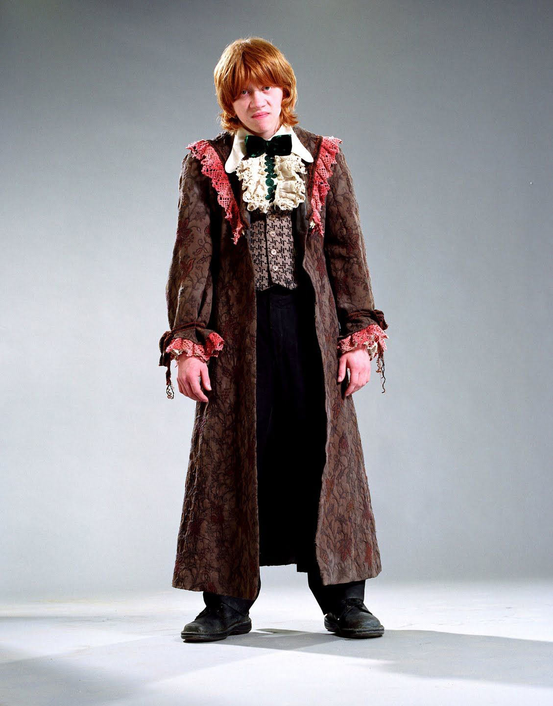 Ron Weasley Yule Ball portrait