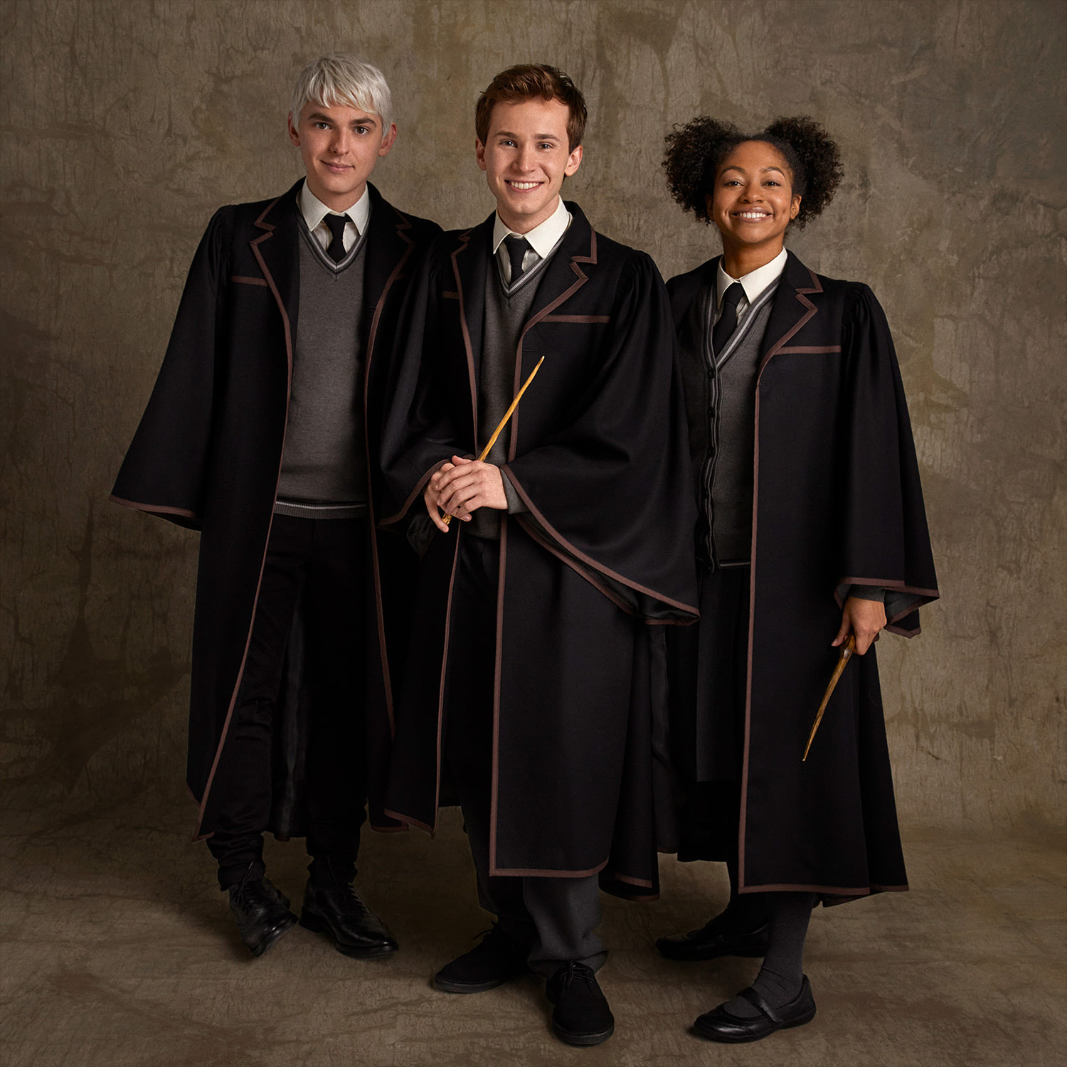 Scorpius, Albus and Rose ('Cursed Child' Broadway)
