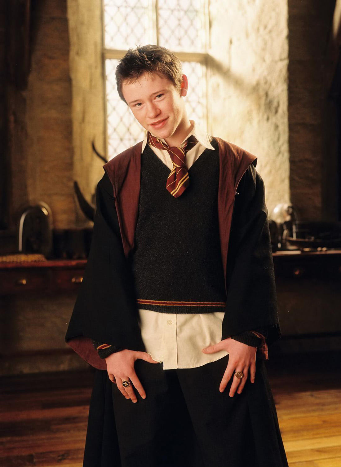 Portrait of Seamus Finnigan