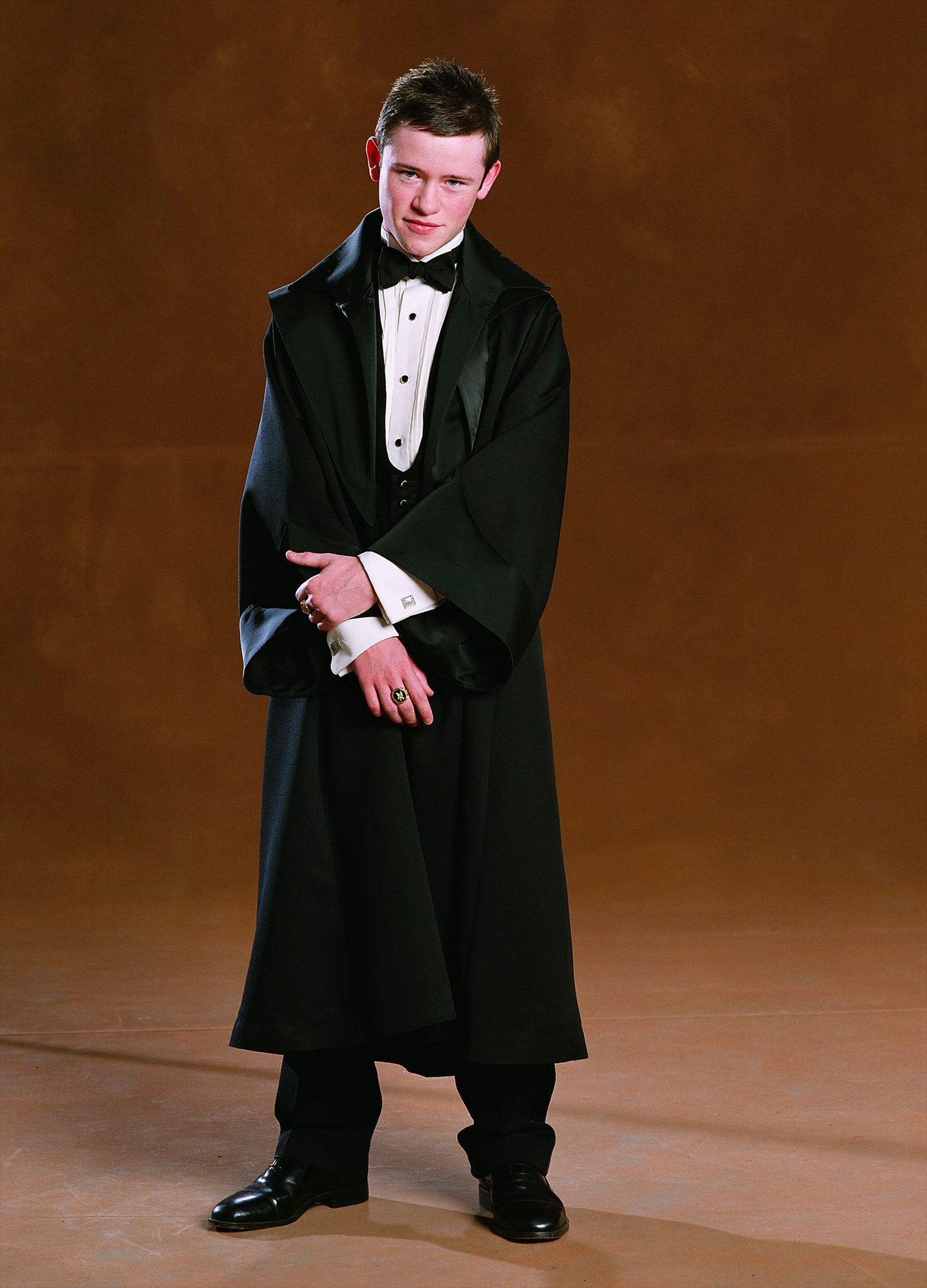 Seamus Finnigan Yule Ball portrait