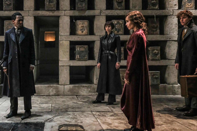 Secrets in the Lestrange Vault