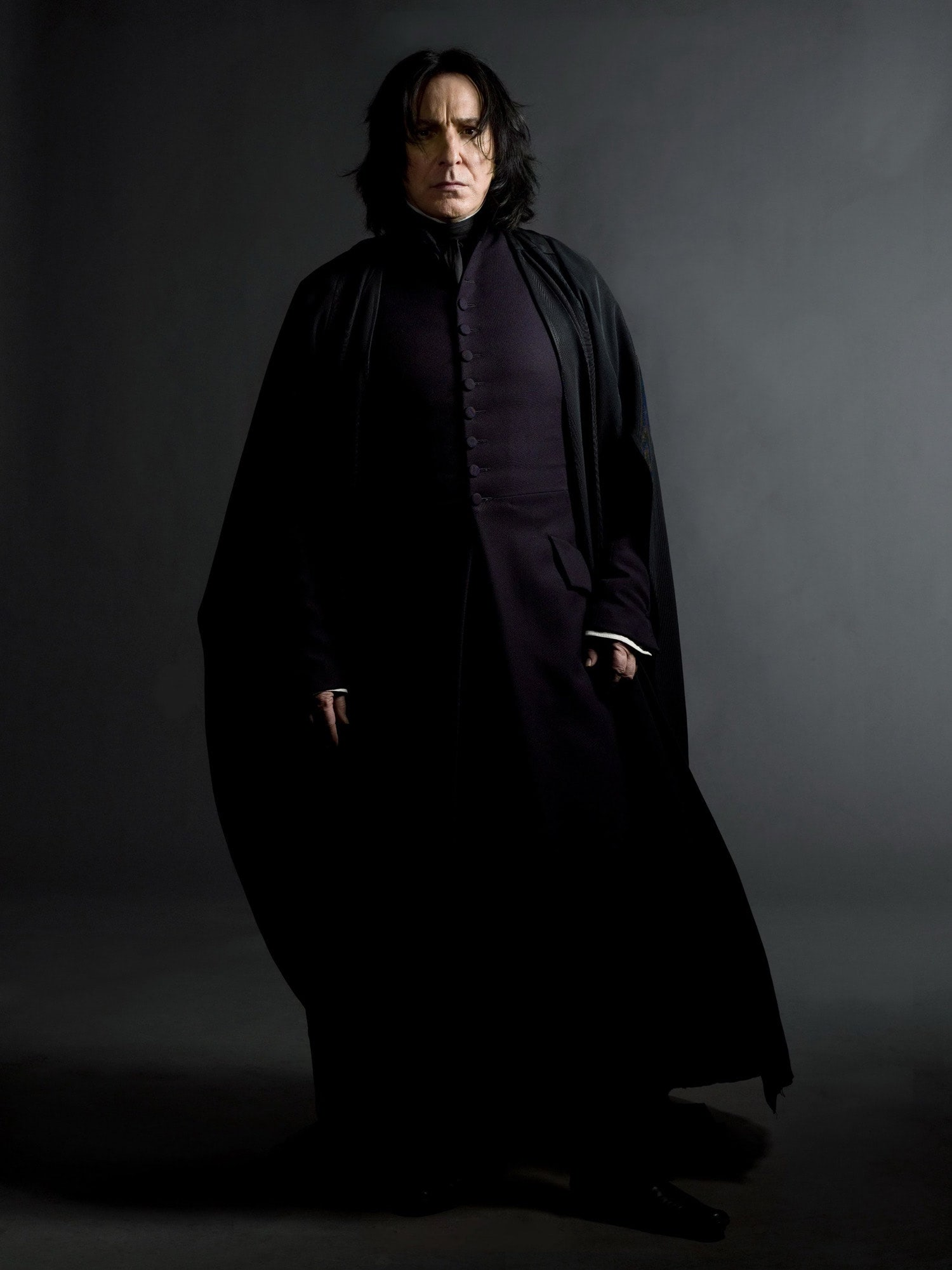 Portrait of Severus Snape