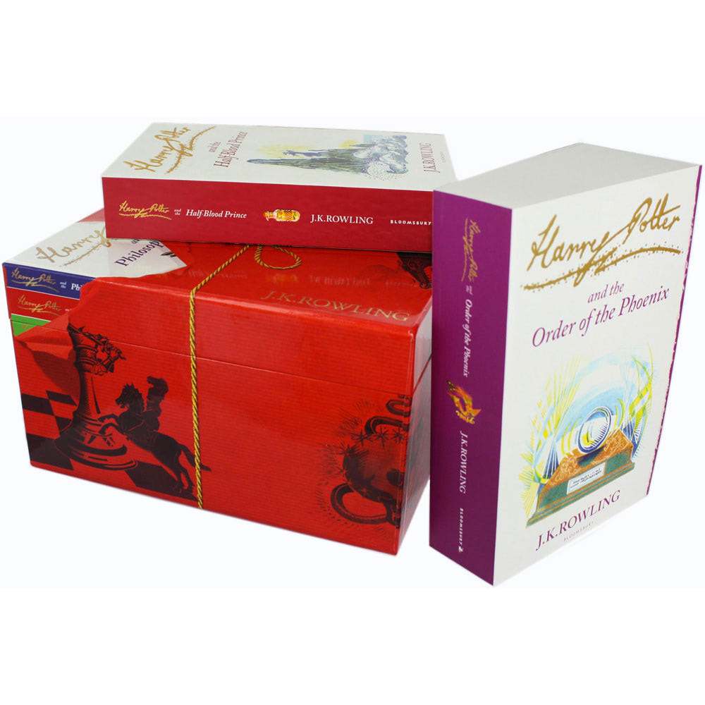 'Harry Potter' signature editions boxed set