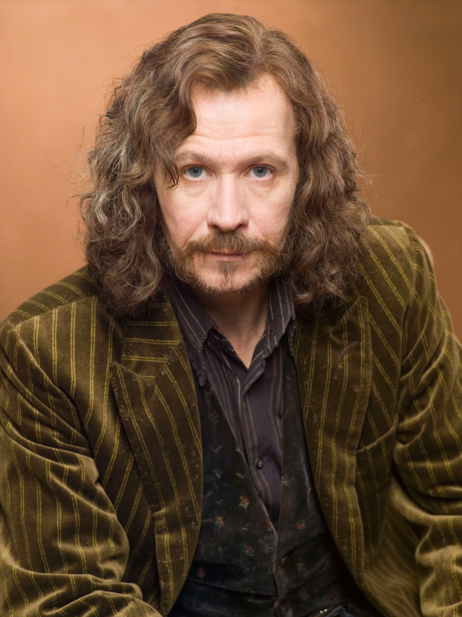 Portrait of Sirius Black