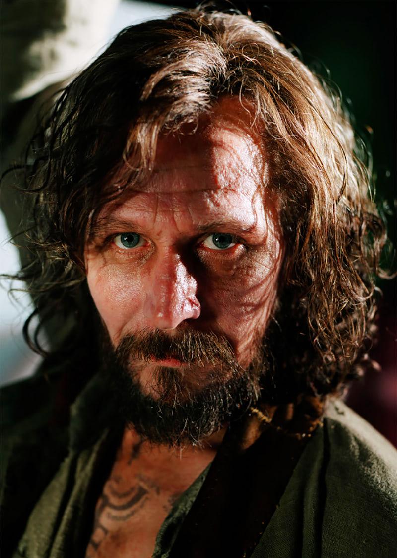 Portrait of Sirius Black