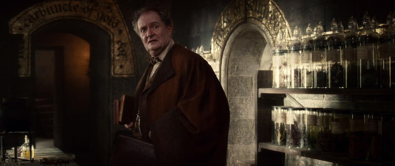 Slughorn's Potions classroom