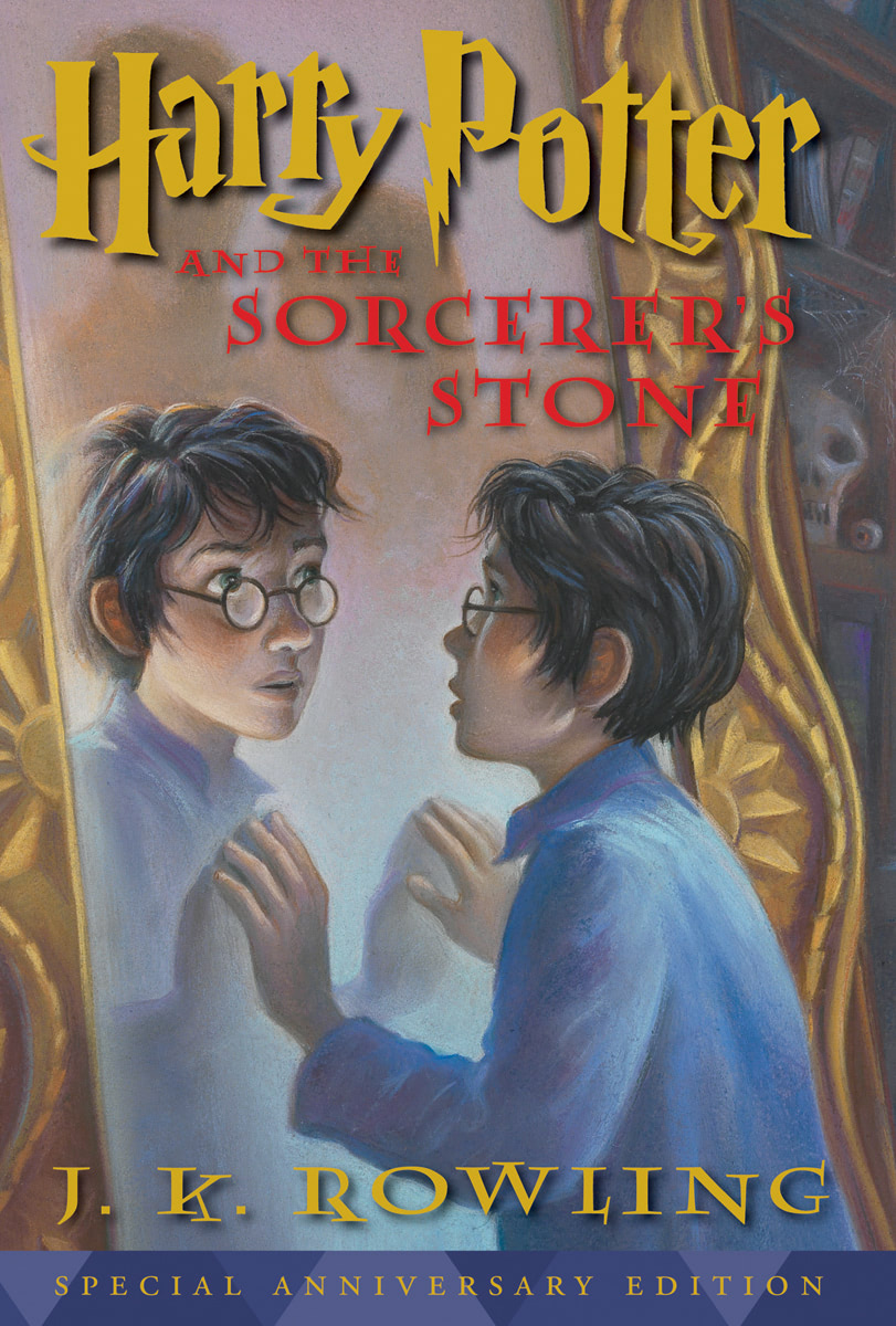 'Sorcerer's Stone' children's 10th anniversary edition