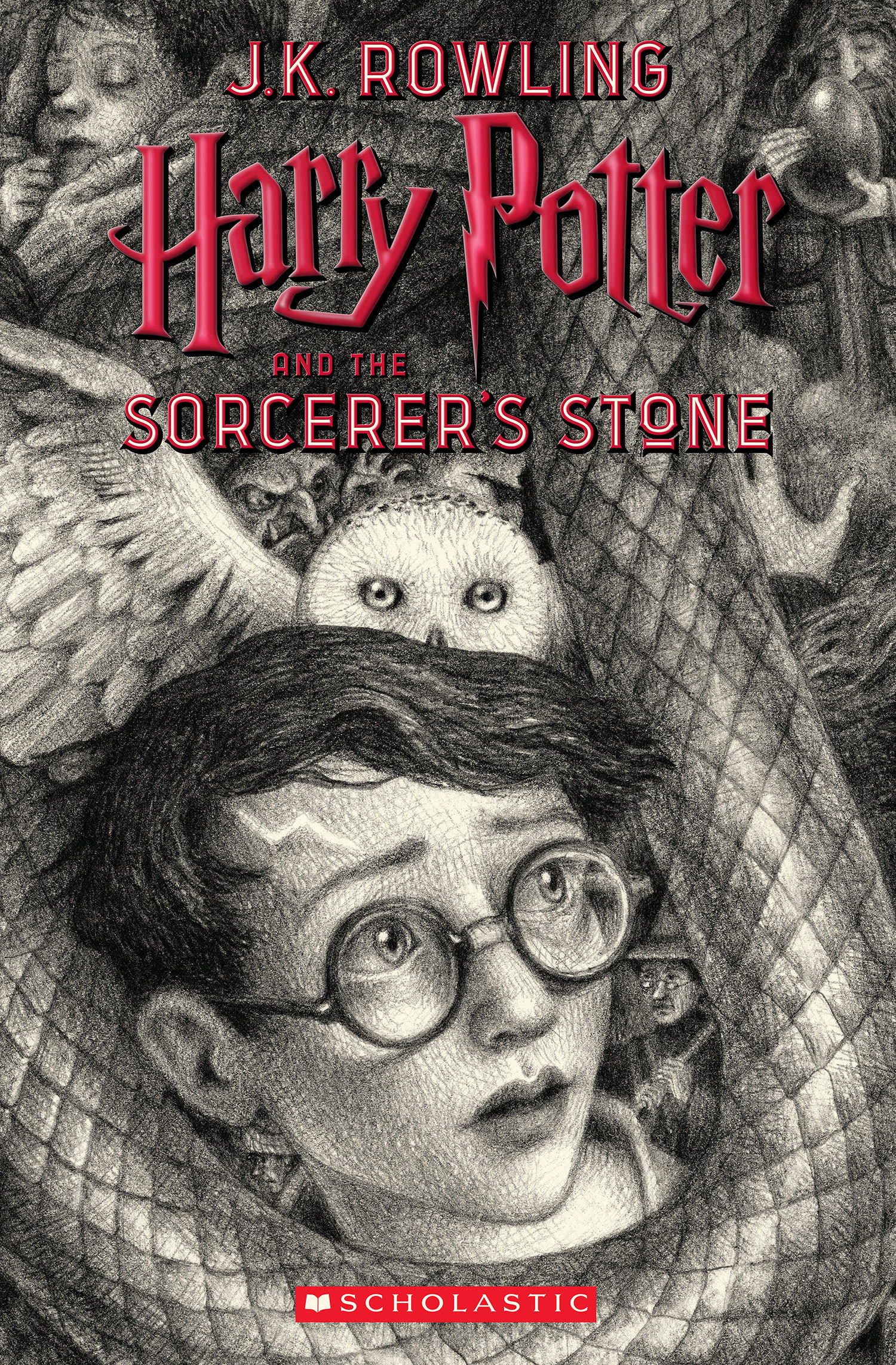 'Sorcerer's Stone' US 20th anniversary edition