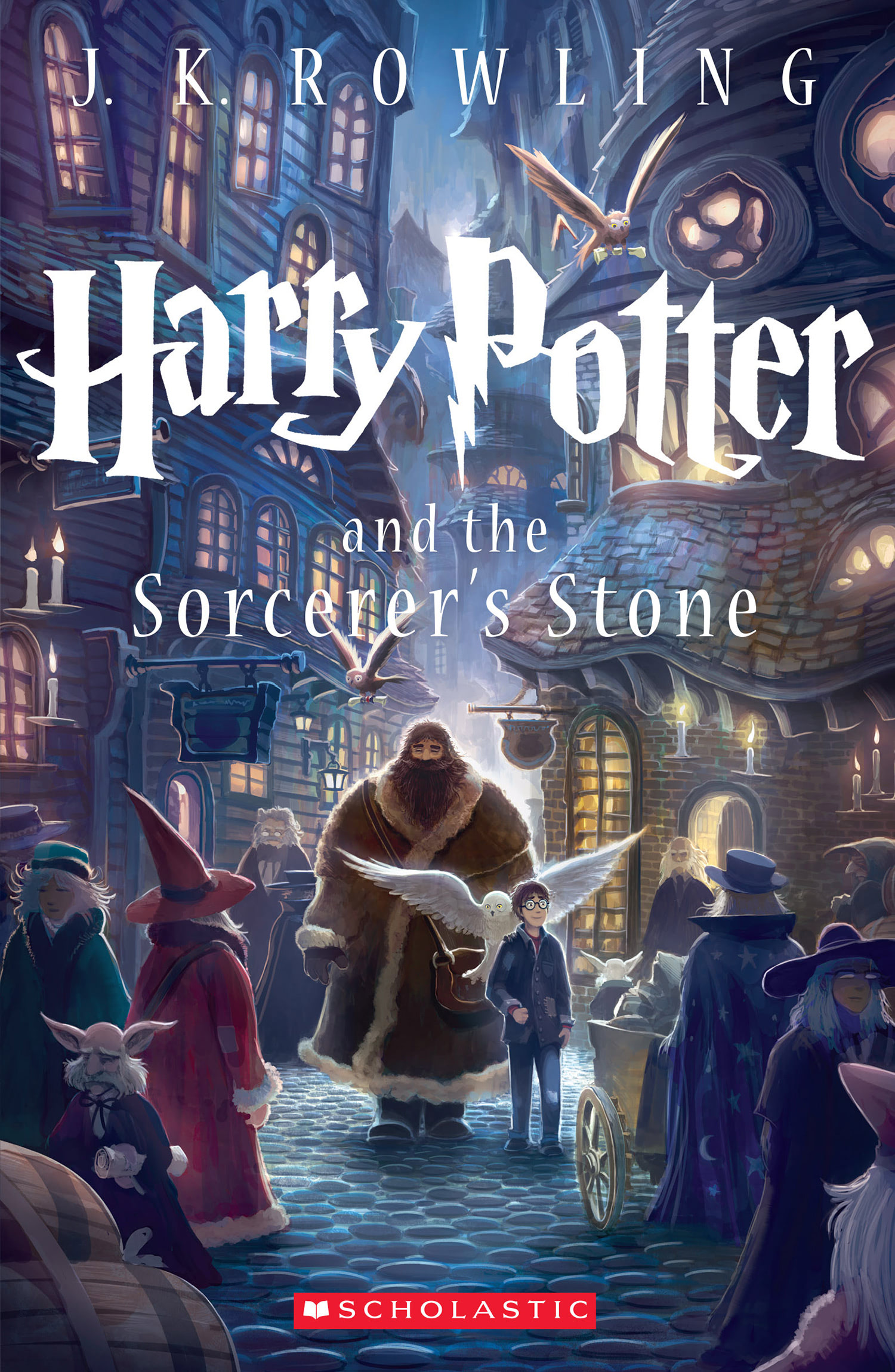 'Sorcerer's Stone' US children's edition (2013)