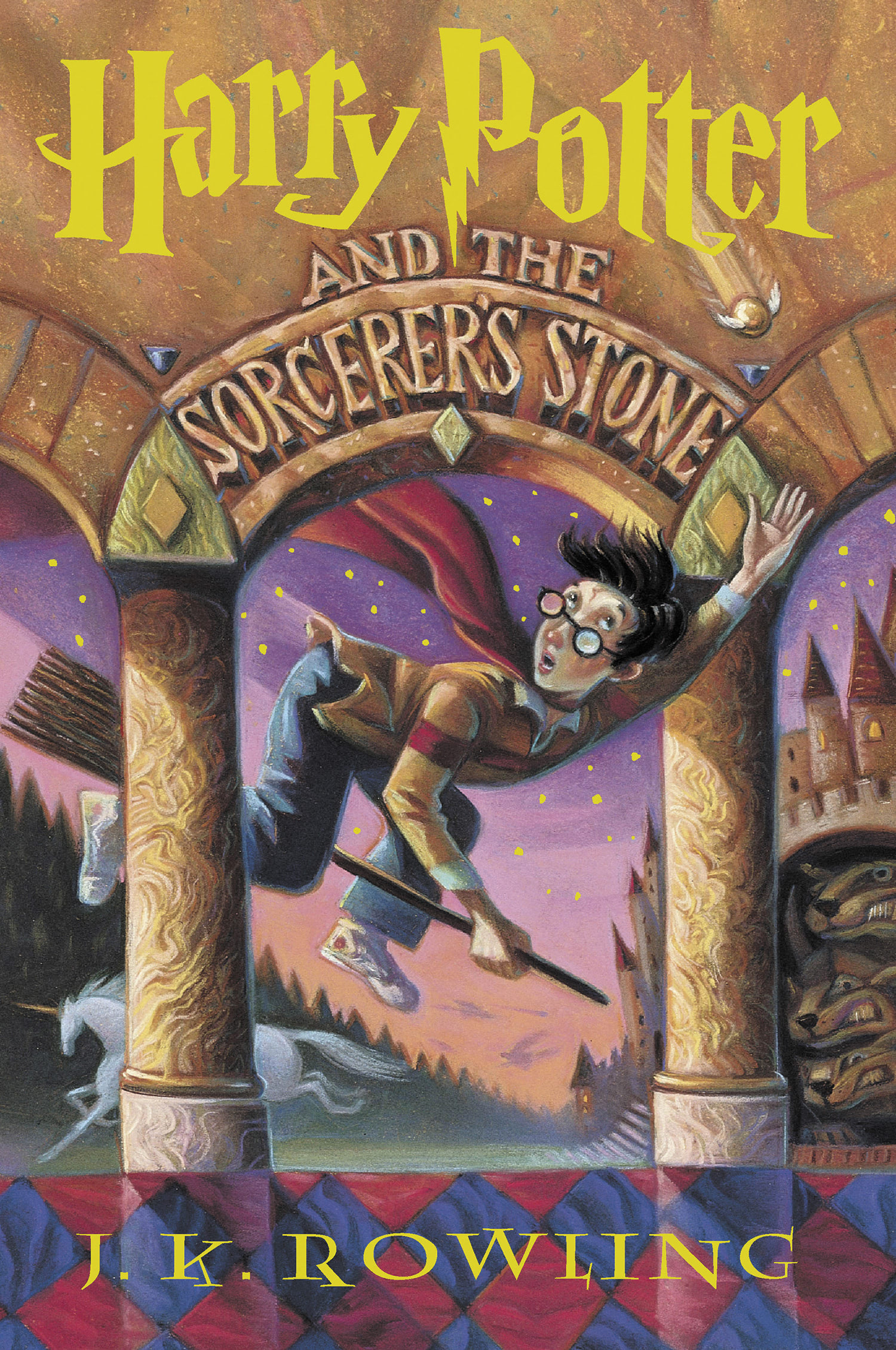 'Sorcerer's Stone' US children's edition