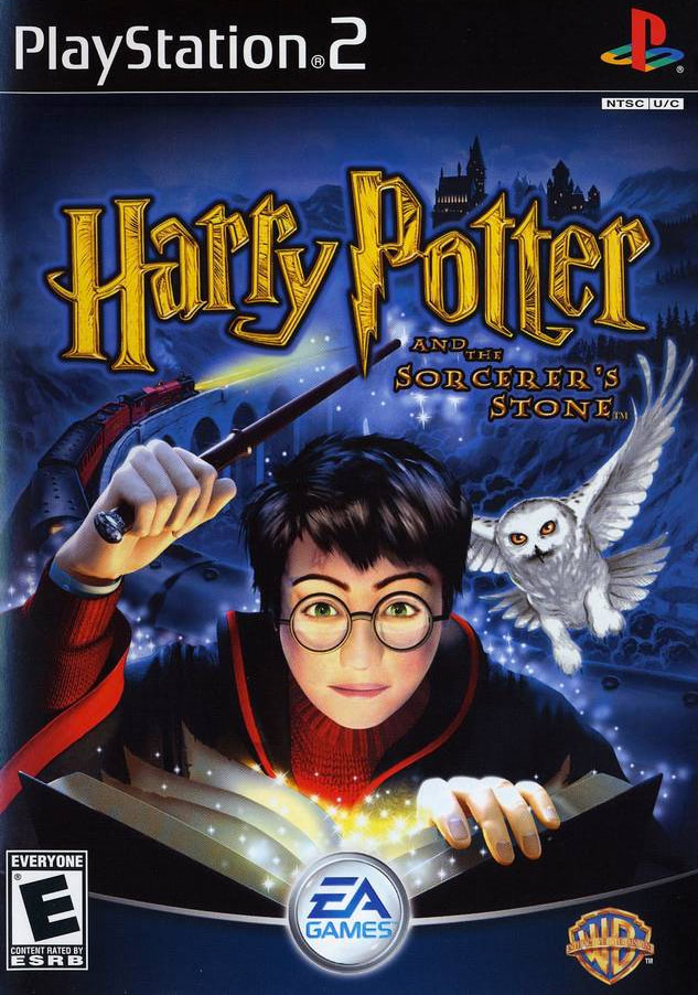 'Sorcerer's Stone' video game
