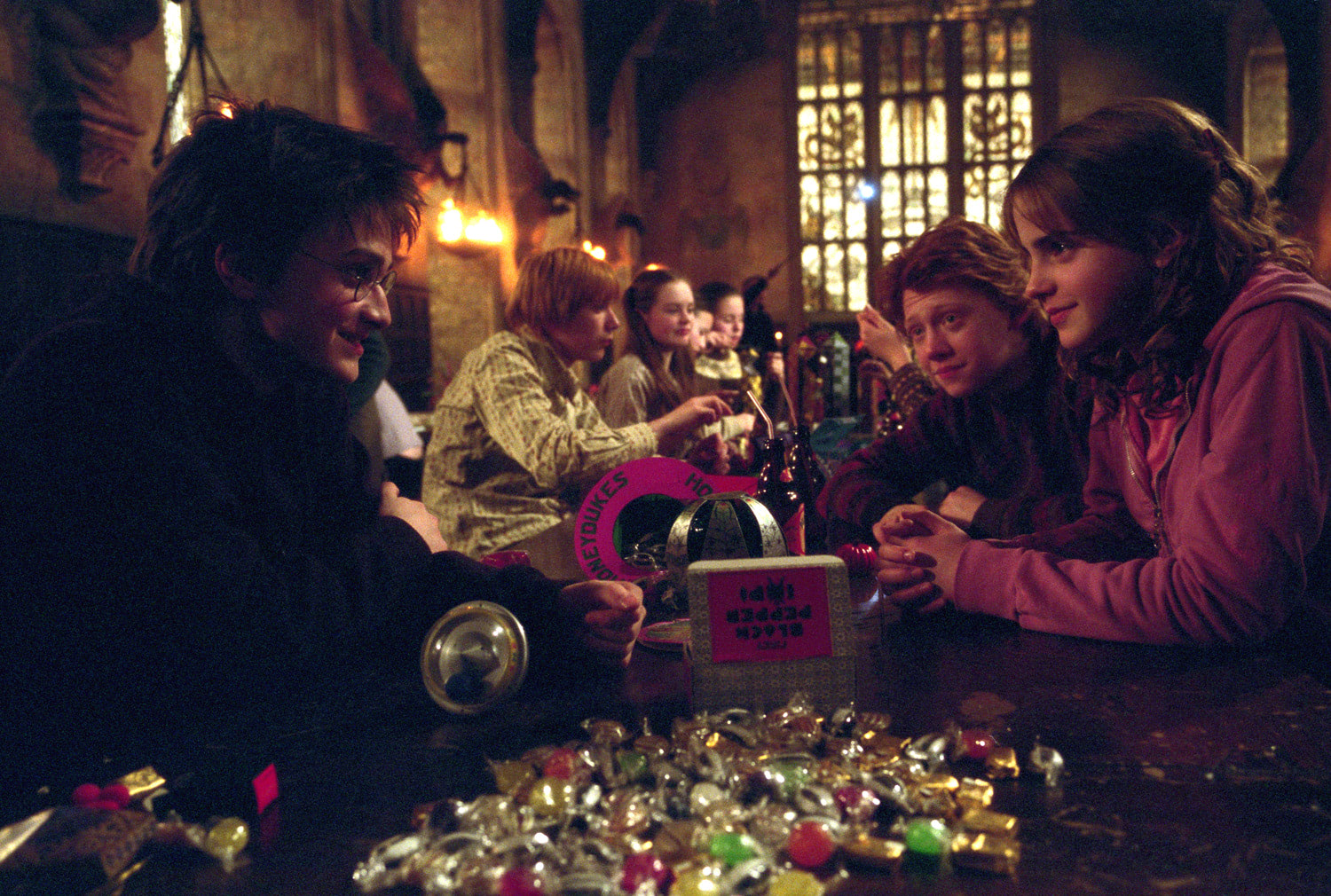 Sweets in the Great Hall