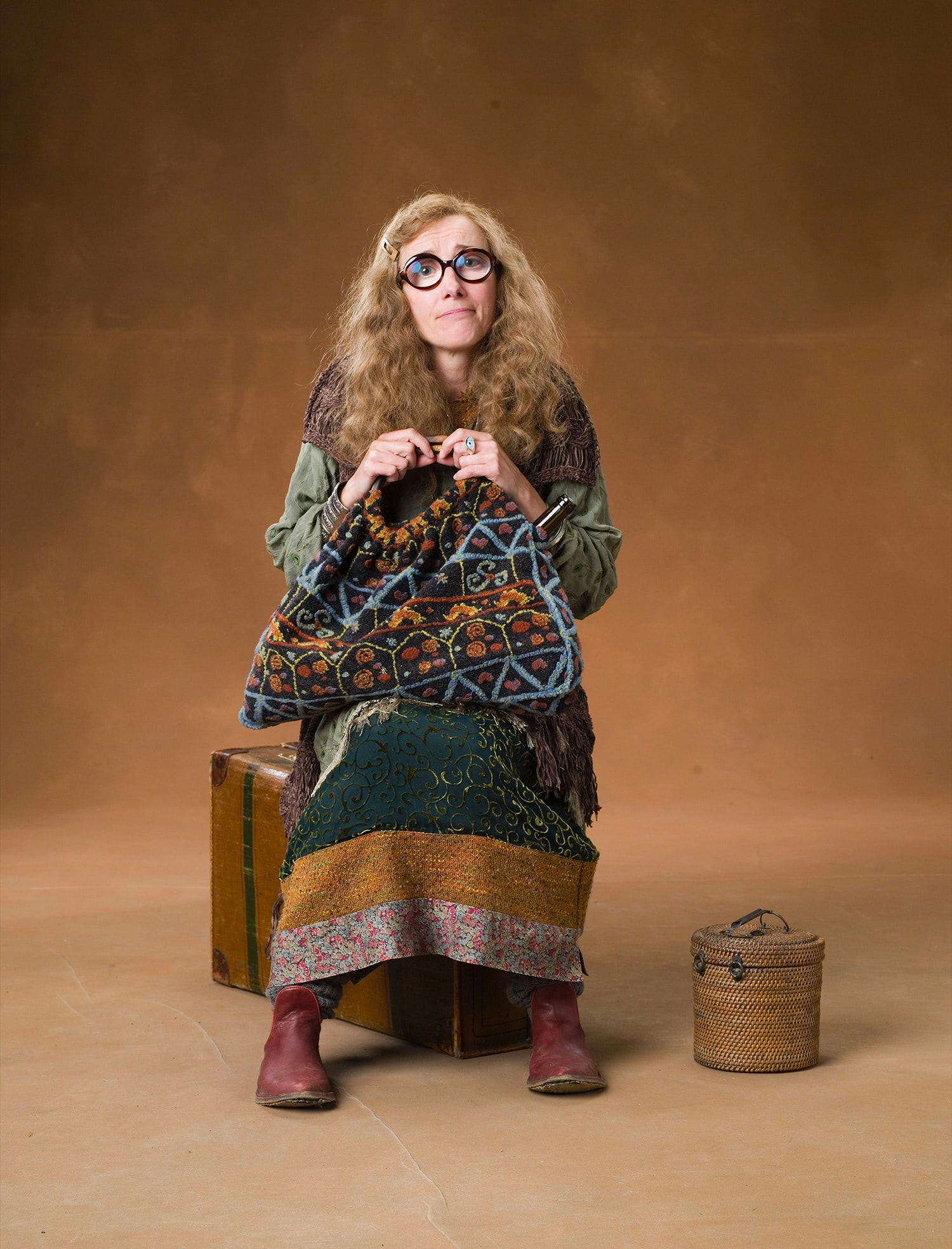 Portrait of Sybill Trelawney