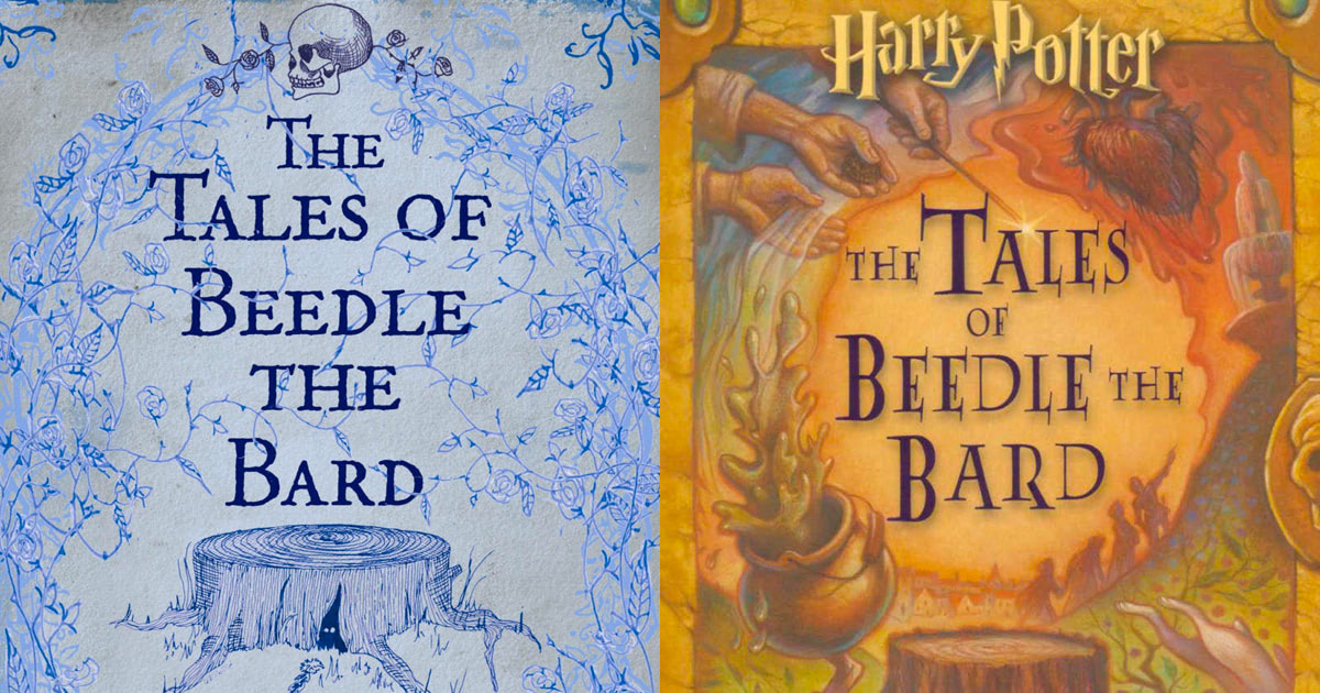 'Beedle the Bard' on sale today