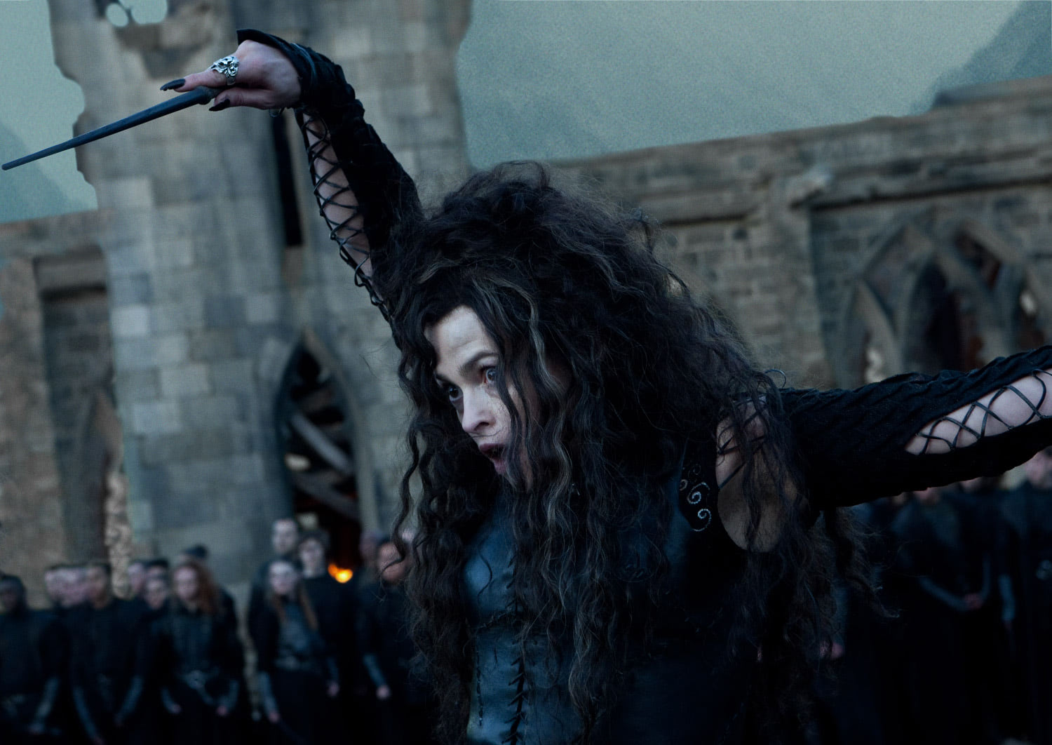 Taunting Bellatrix