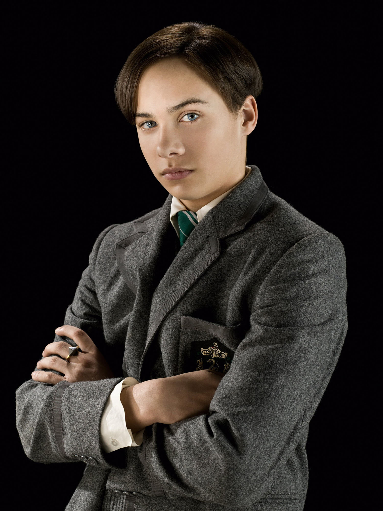Portrait of Tom Riddle