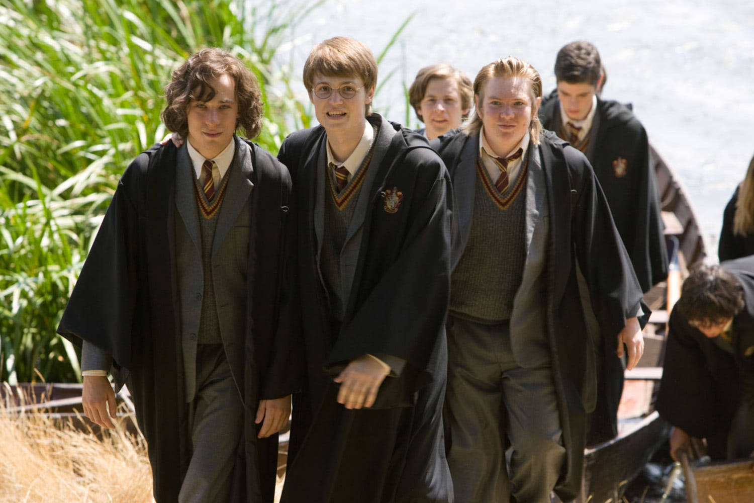 The young Marauders