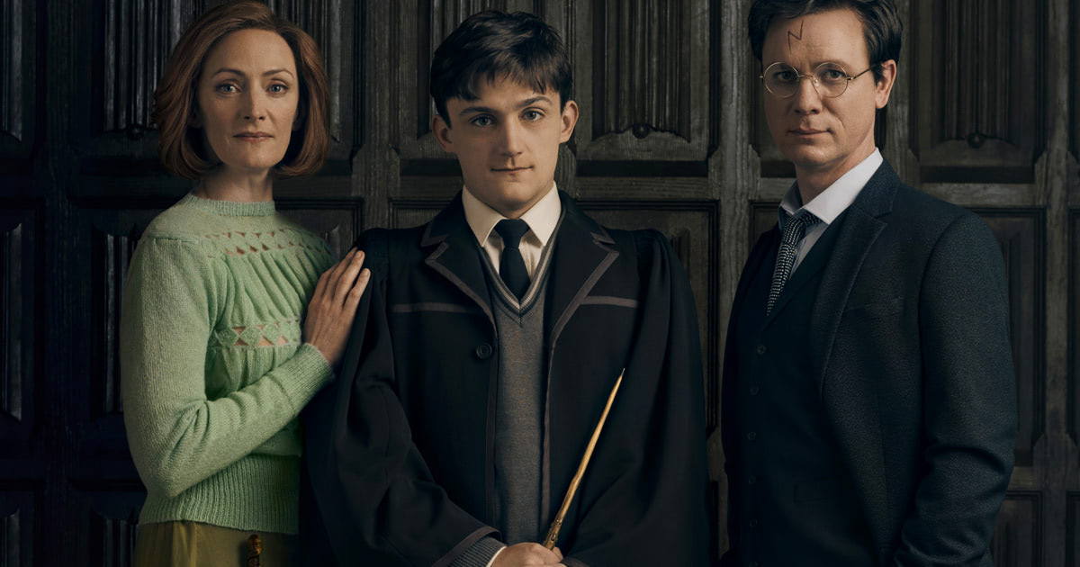 Cast portraits for third iteration of West End 'Cursed Child'