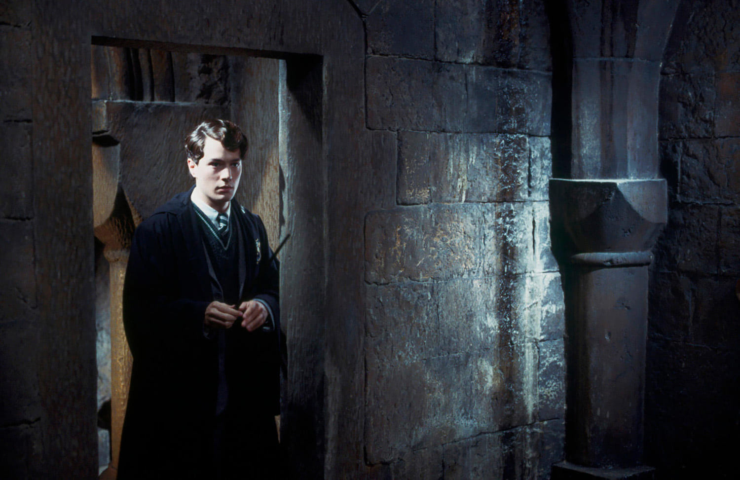 Tom Riddle at Hogwarts