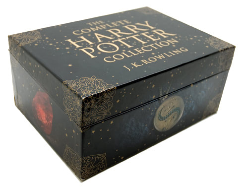 'Harry Potter' adult editions boxed set