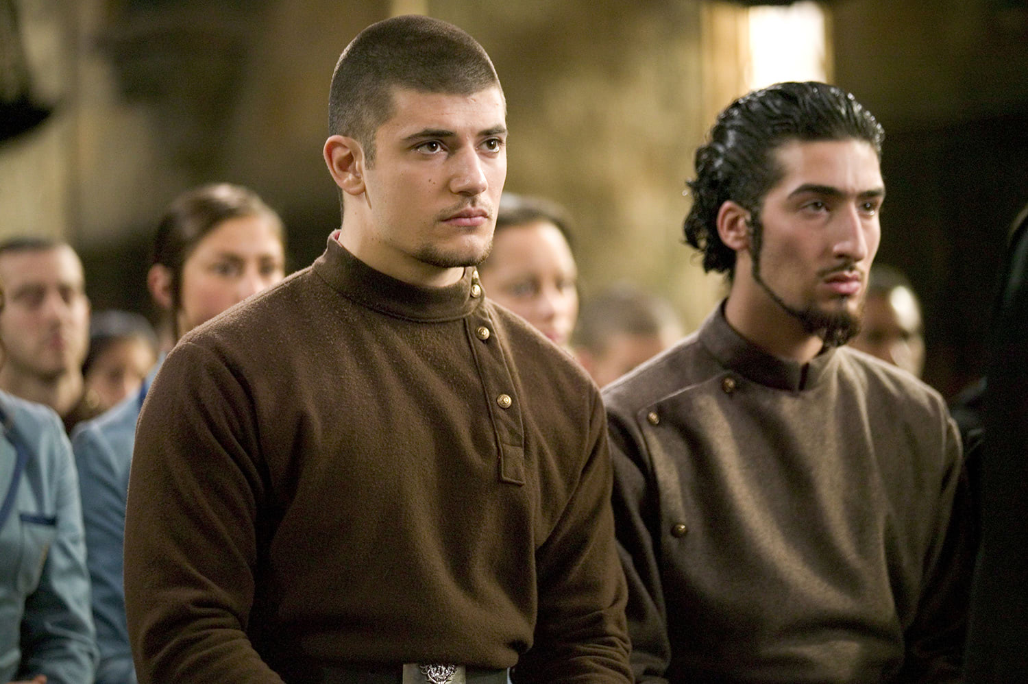Viktor Krum at Hogwarts