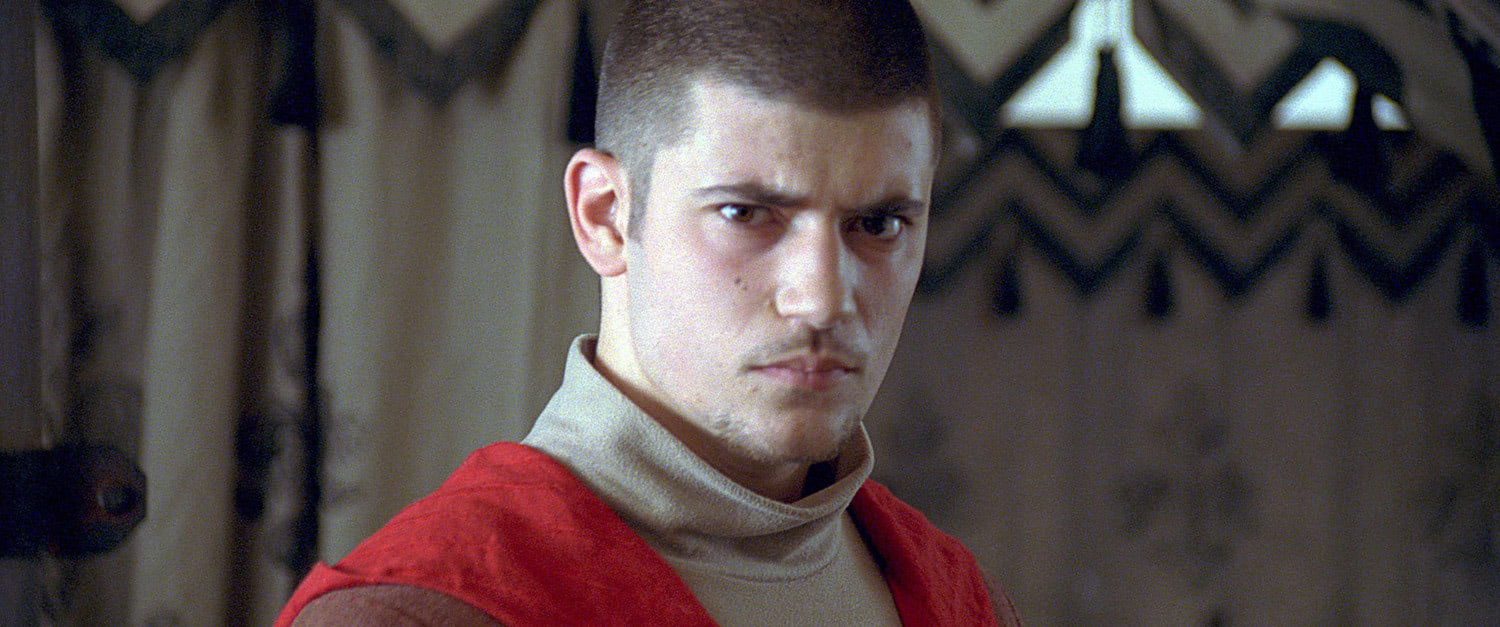 Viktor Krum before the First Task