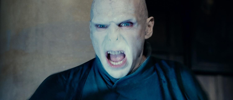 Voldemort rages