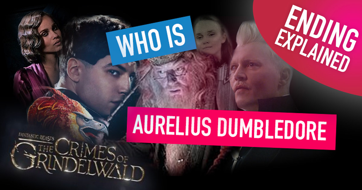 Who is Aurelius Dumbledore?