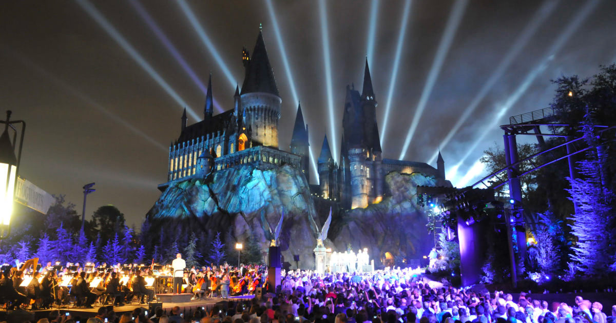 'The Wizarding World of Harry Potter' theme park opens in Florida