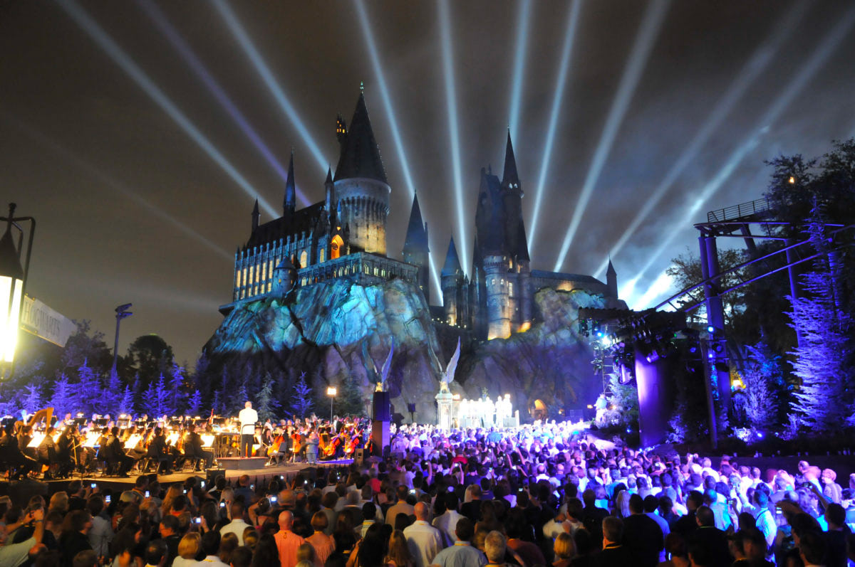 'The Wizarding World of Harry Potter' launch event