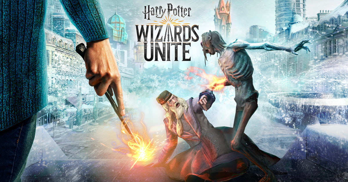 'Harry Potter: Wizards Unite' begins 2020 with Dumbledore-themed Foundables