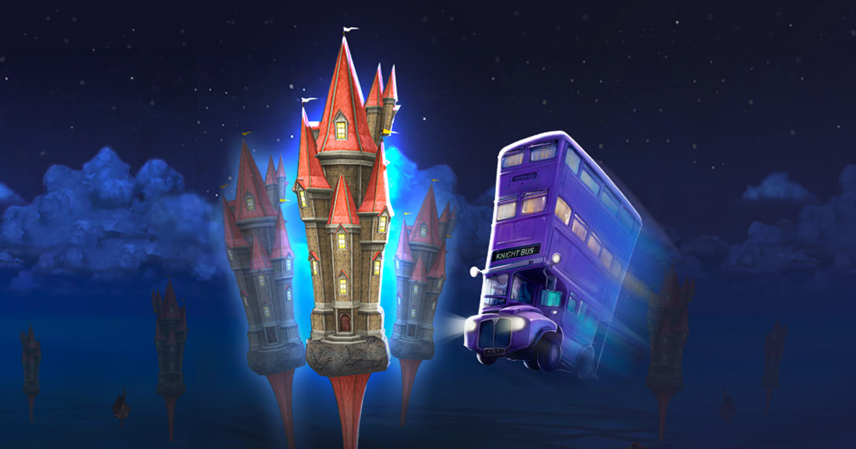 'Harry Potter: Wizards Unite' adds Knight Bus for virtual travel feature