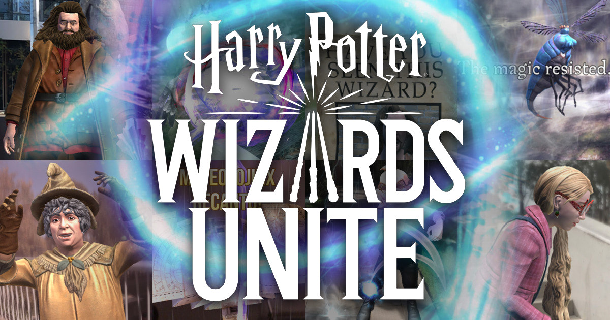 Review: 'Wizards Unite' is a spellbinding augmented reality adventure